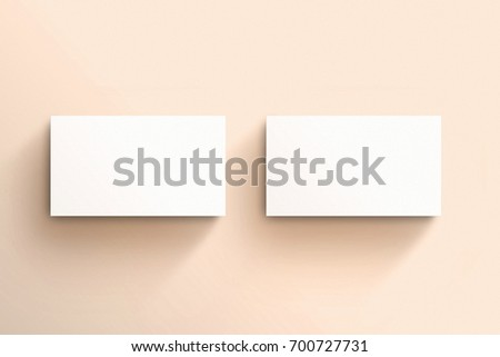 Business card mockup template stock photo 700727731 shutterstock business card mockup template flashek Choice Image