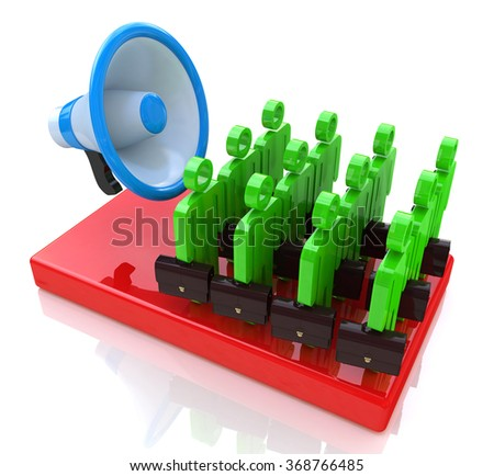 Business challenge in the design of information related to business and economy - stock photo