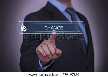 Business Change Concept