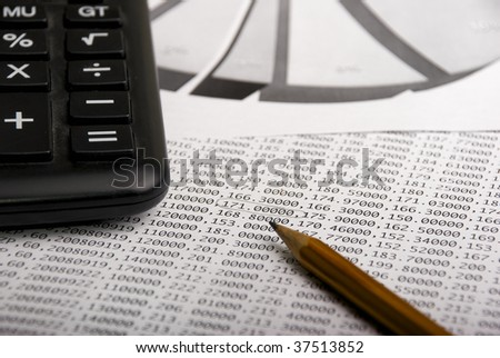 Business concept 8 - stock photo