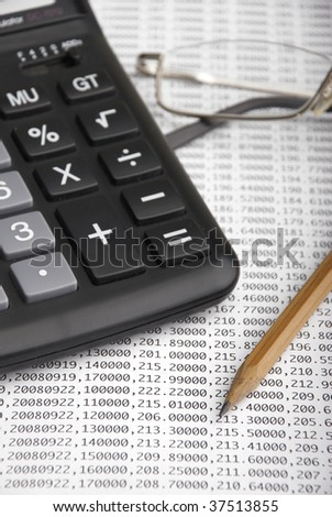 Business concept 18 - stock photo