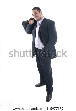 business concept situations - stock photo