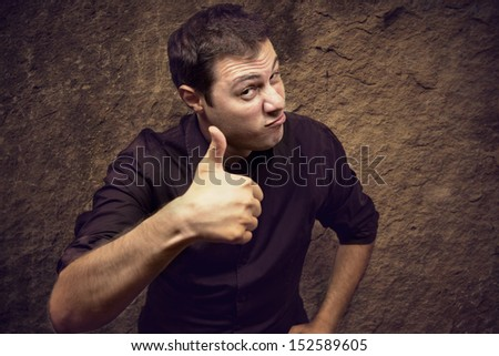 Business concept: success and innovation - stock photo