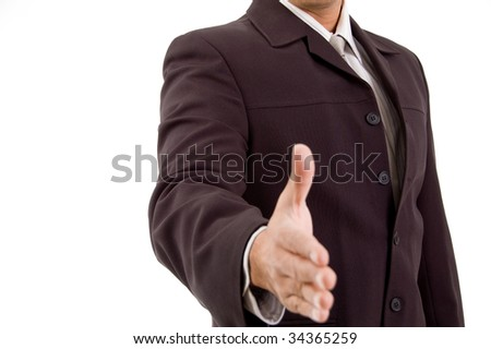 Business deal - stock photo