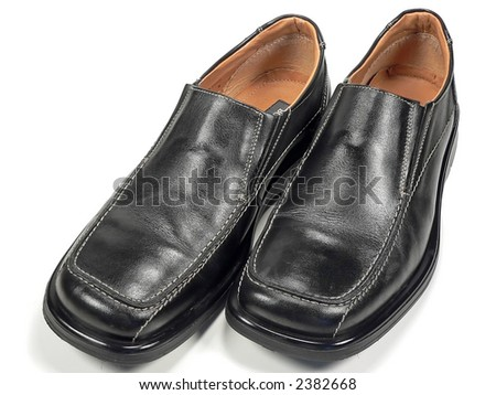 Business Dress Shoes - stock photo