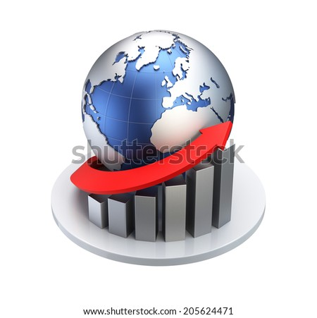 Business/Economy Concept - stock photo