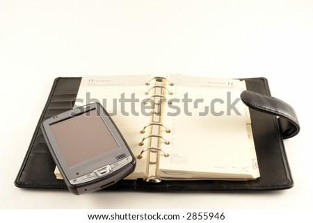 Business Equipment - stock photo