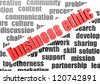 Business ethic - stock photo