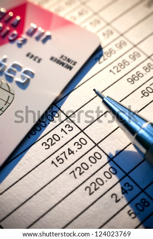 Business/Finance - stock photo