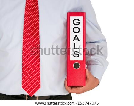 Business Goals - stock photo