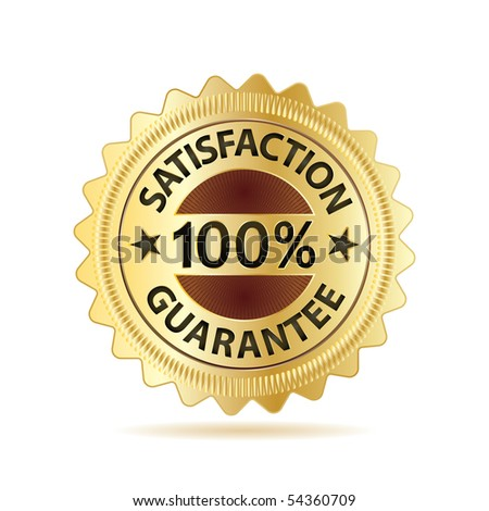 Business Guarantee Badge - stock photo