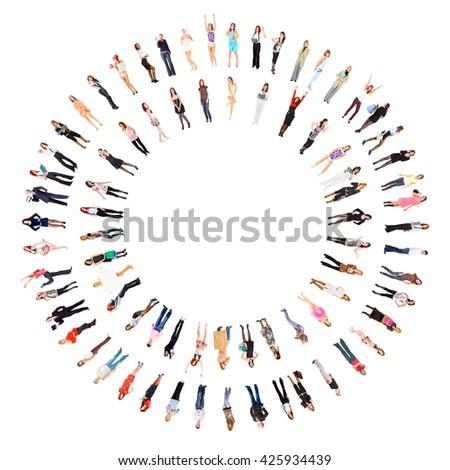 Business Idea Corporate Culture  - stock photo