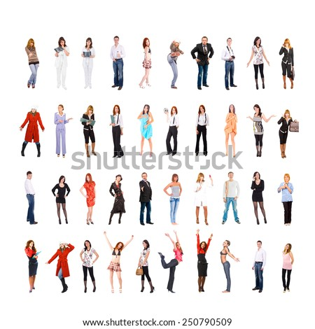 Business Idea Workforce Concept  - stock photo
