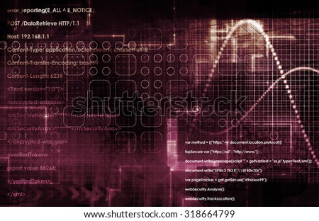 Business Intelligence Analysis to make a Decision - stock photo