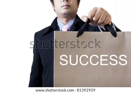 Business investment and global trading - stock photo