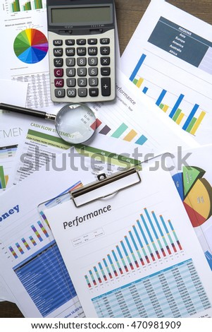 Business investment risk management and performance analysis