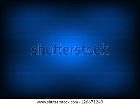 Business line blue abstract background