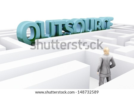 Business man concept - stock photo