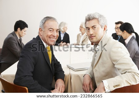 Business Meeting - stock photo