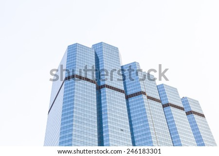 business office skyscraper