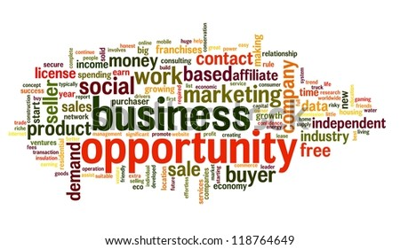 business opportunities