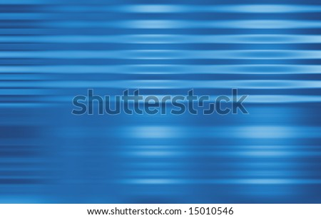 Business or tech background in blue