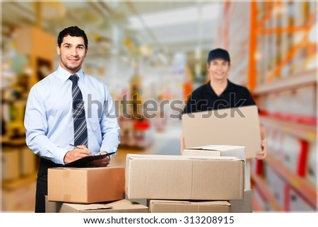 Business ownership. - stock photo
