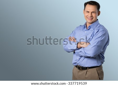 Business Person. - stock photo