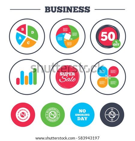 Business Pie Chart Growth Graph No Stock Illustration 583943197