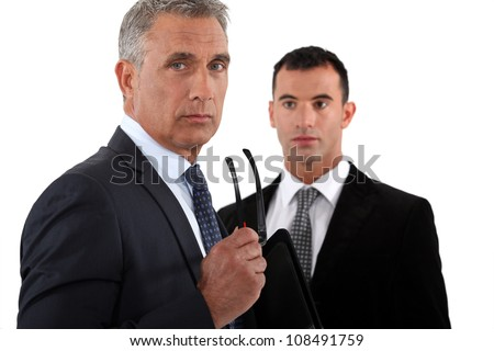 Business professionals - stock photo