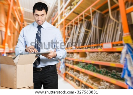 Business retail. - stock photo