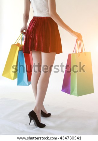 Business, sale and business concept, soft focus