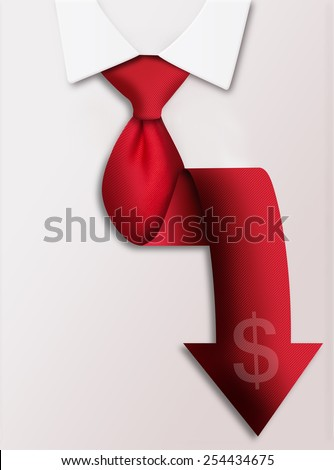 Business Shirt and Tie