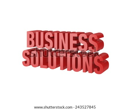 business solutions 3d