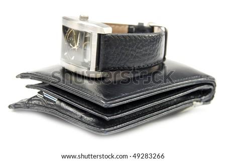 business still life - stock photo