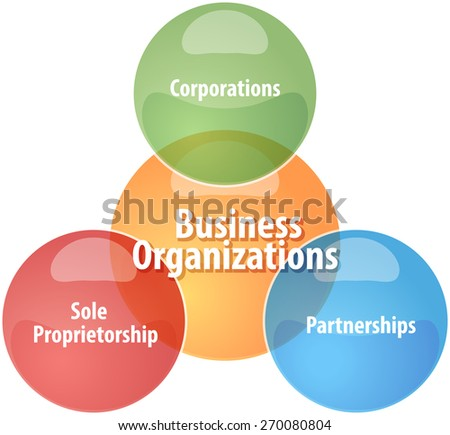 Business strategy concept infographic diagram illustration stock business strategy concept infographic diagram illustration of business organizations types ccuart Images