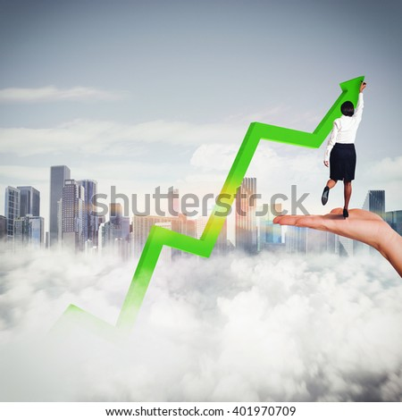 Business support - stock photo