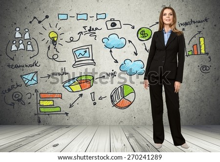 Business, Team, People. - stock photo