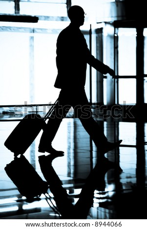 Business Travler - stock photo