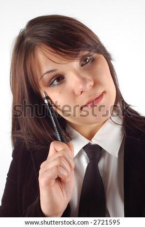 business woman #13 - stock photo