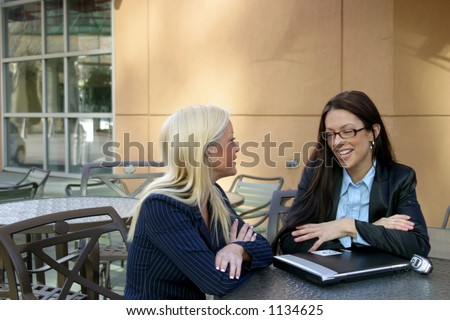 Business Women - stock photo