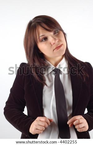businesswoman #12 - stock photo