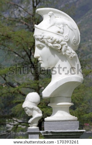 Bust Stock Photos Images Amp Pictures Shutterstock