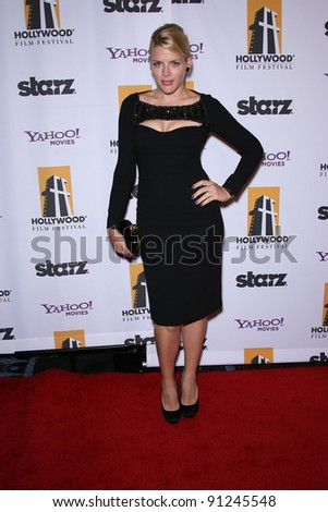 Busy Philipps at the 15th Annual Hollywood Film Awards Gala, Beverly Hilton Hotel, Beverly Hills, CA 10-24-11