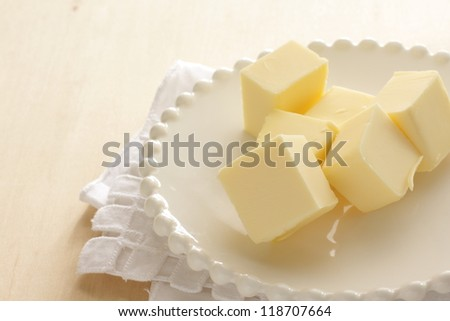 butter cube for home bakery