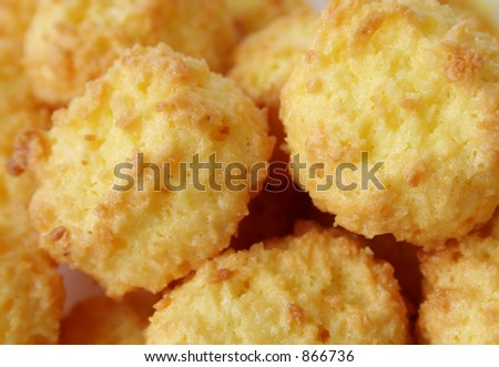 Butter Macaroons