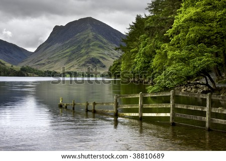 Buttermere, Lake District England