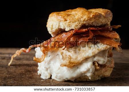 Fried Chicken Breast Sandwich
