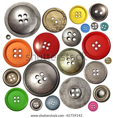 button - stock photo