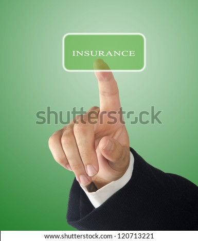 Button for insurance